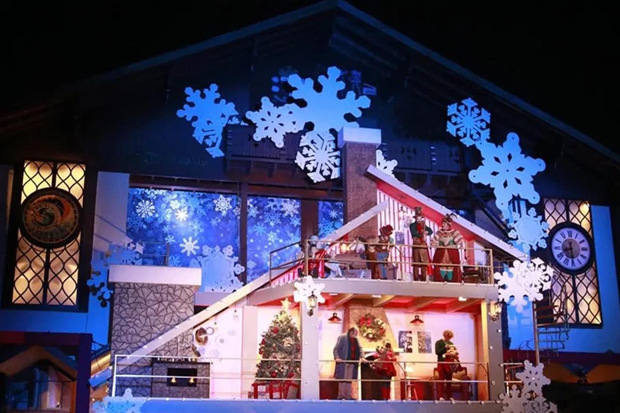 Espetáculos grátis no Natal Luz