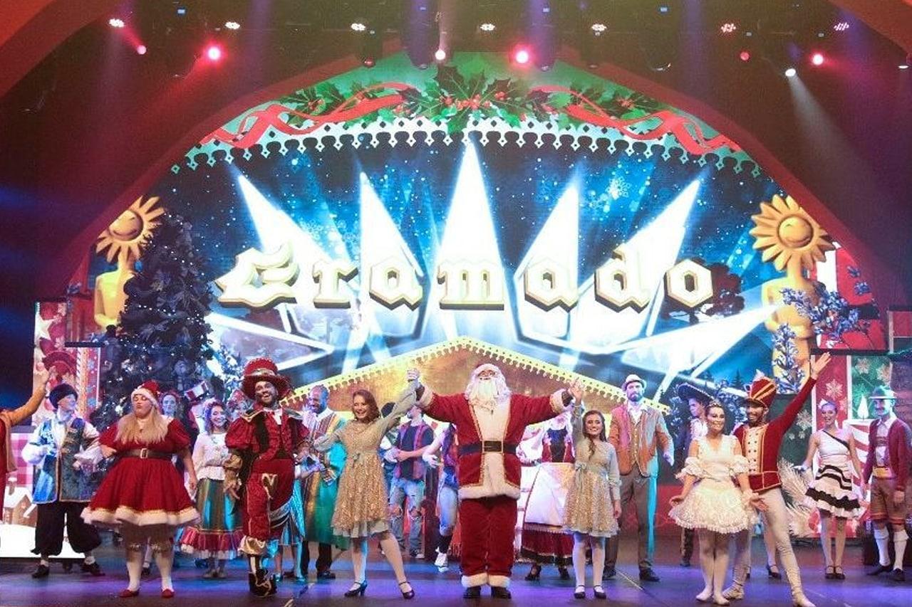 ingressos do Natal Luz