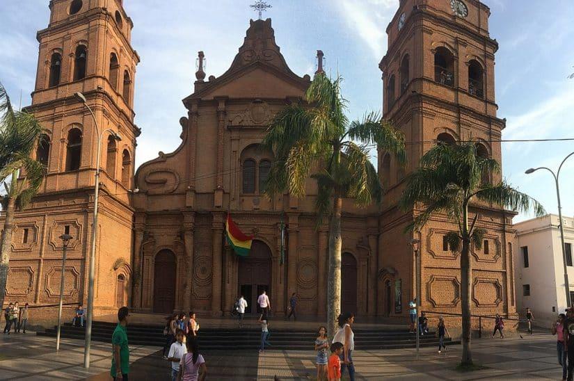 igrejas na Bolívia