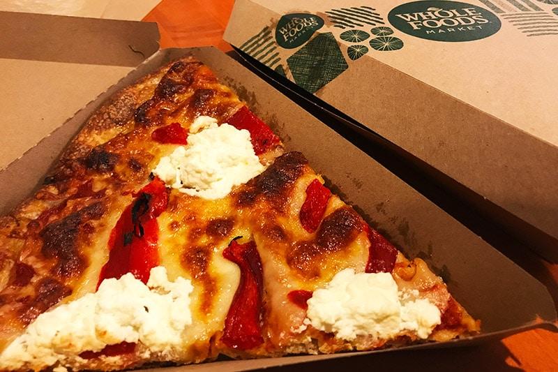 Pizza em Nova York