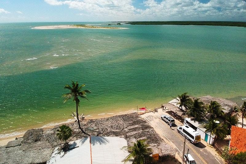 Praias no Piauí