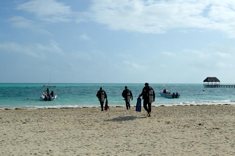 Principais pontos de mergulho em Cuba