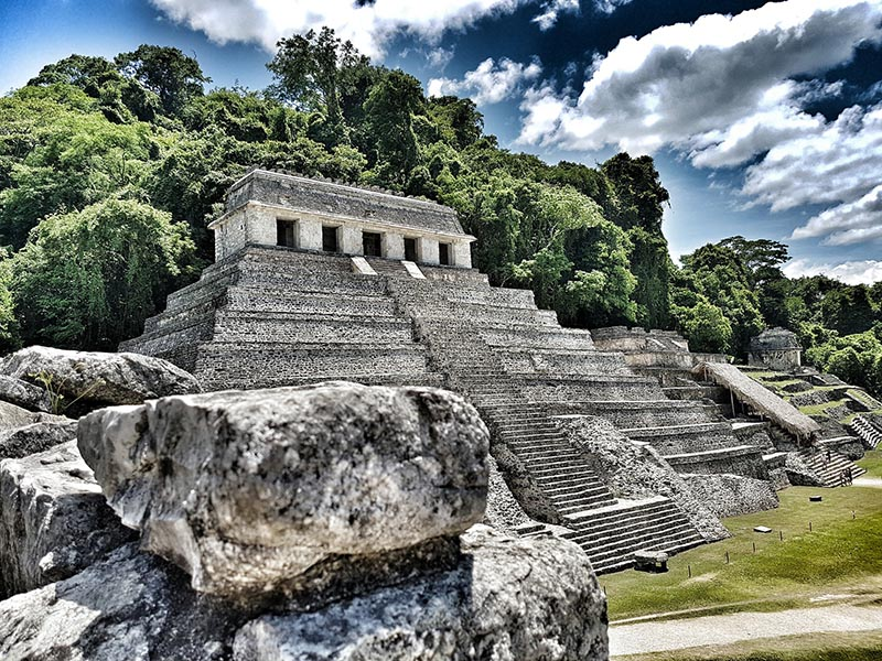 Dicas de passeios em Palenque