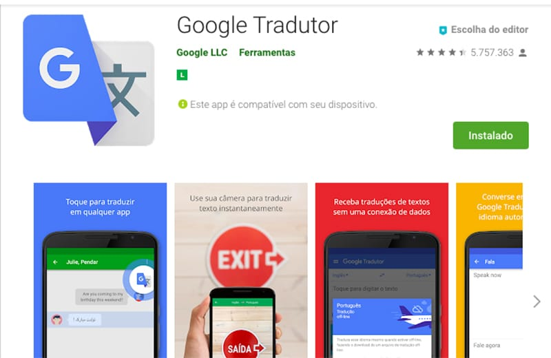 Dicas de app para usar nos EUA