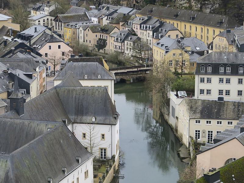 Atrativos turísticos de Luxemburgo