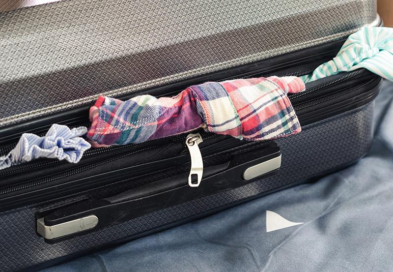 Extravio de bagagem direitos