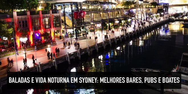 Dicas de baladas em Sydney
