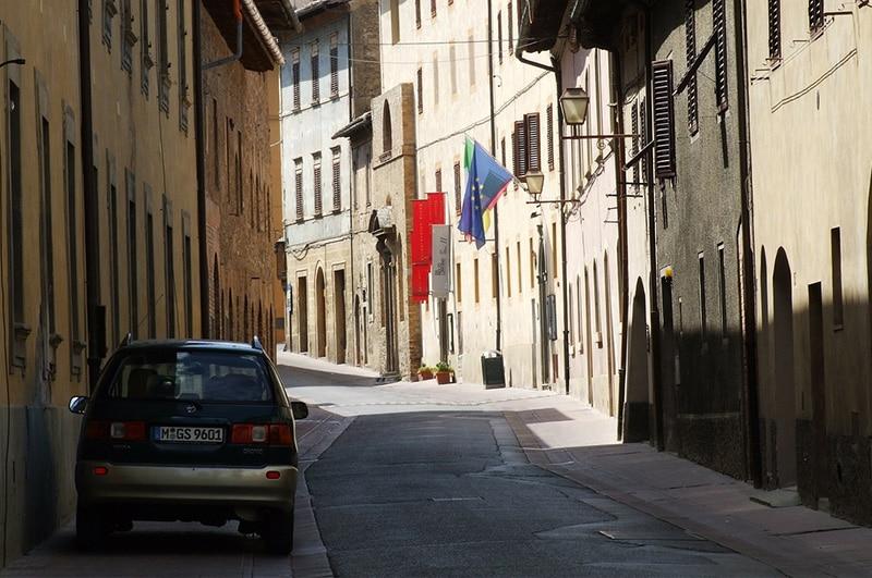 Aluguel de carros Itália Roma