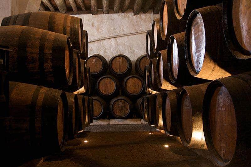 Caves de Vinho do Porto em Douro