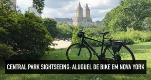 Melhor lugar para alugar bicicleta em NYC