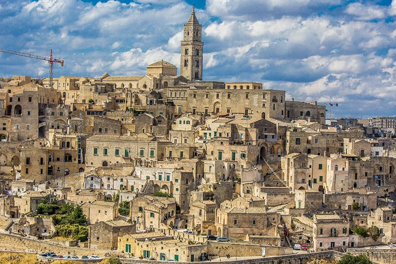 Cidade ao sul da Itália para morar