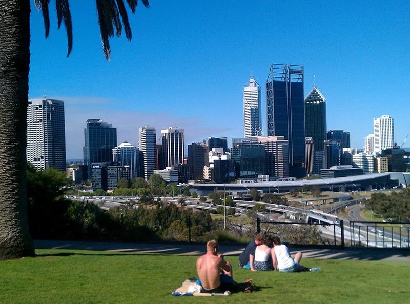 Lugares bonitos na Austrália