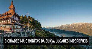 Lugares imperdíveis na Suíça