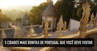 Dicas de destinos em Portugal com belas paisagens
