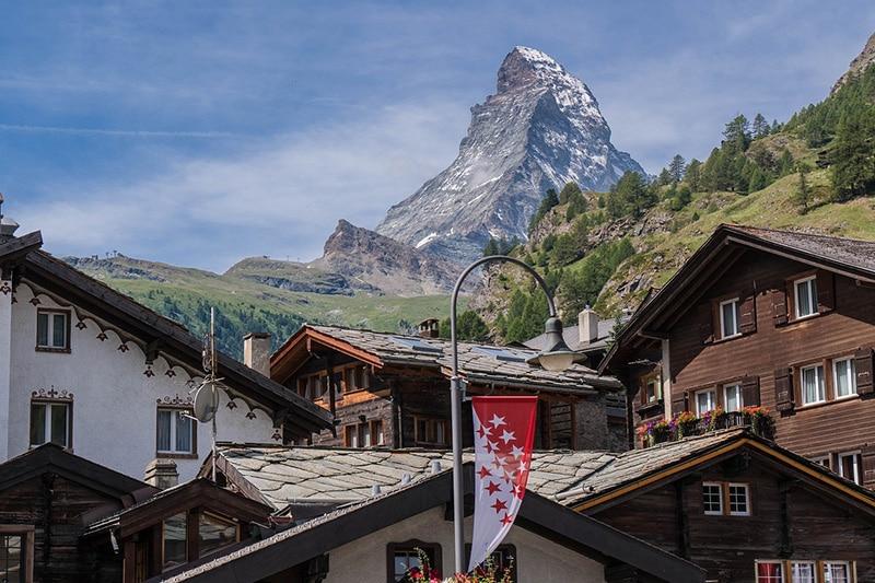 O que visitar na Suíça
