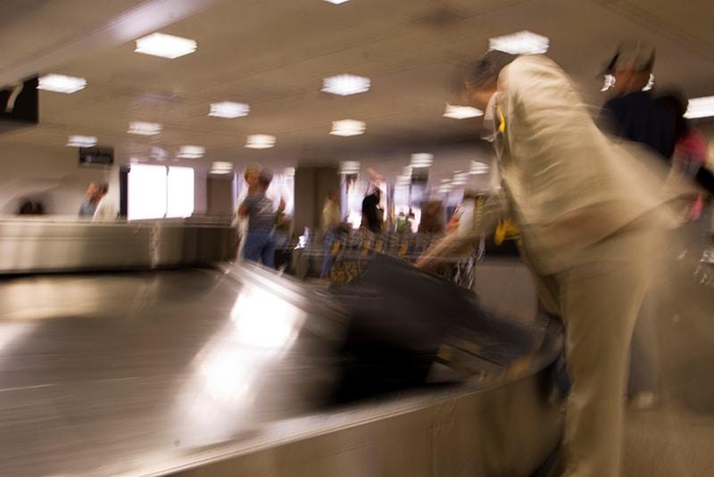 Como desembarcar do avião?