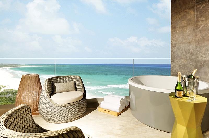 All-inclusive em Cancún