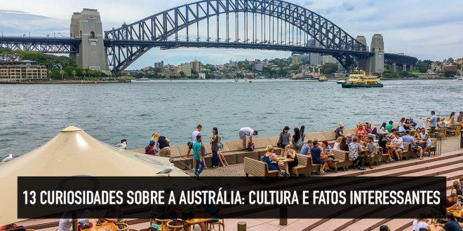 Fatos interessantes sobre a Austrália