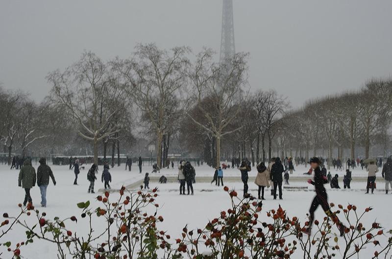 Paris em fevereiro: o que fazer?