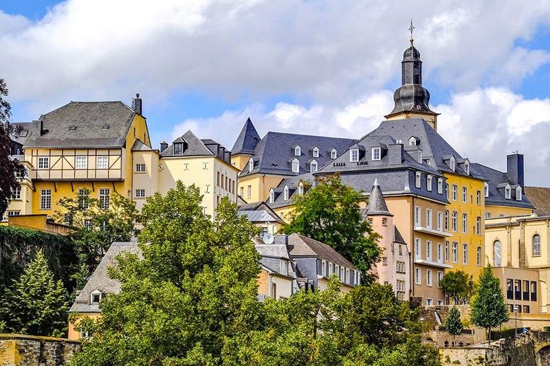 Lugares imperdíveis em Luxemburgo