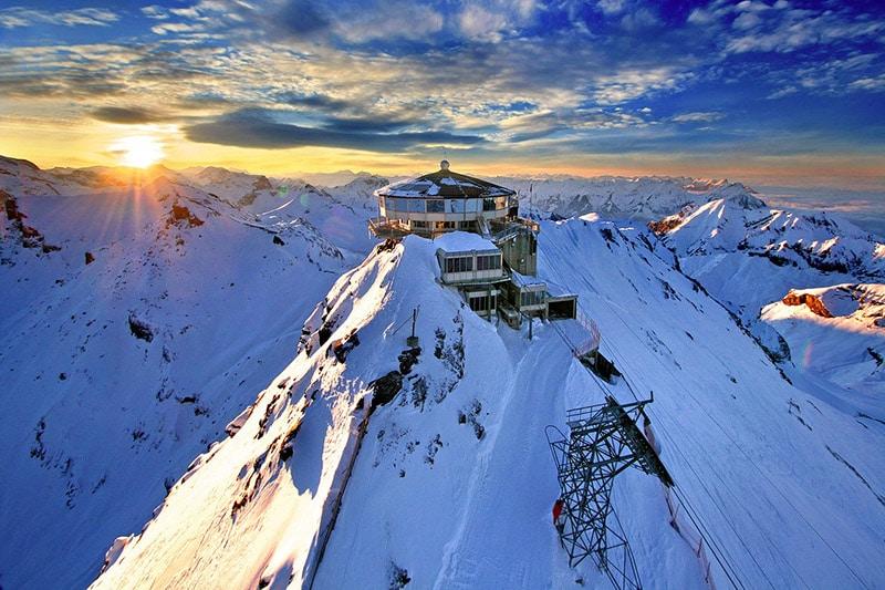 Quando viajar a Suíça?