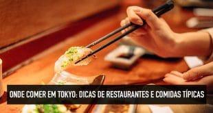 O que comer em Tokyo