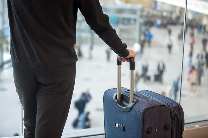 O que posso levar na mala de mão?