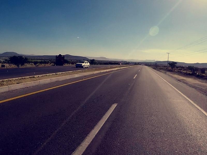 Como é dirigir no México