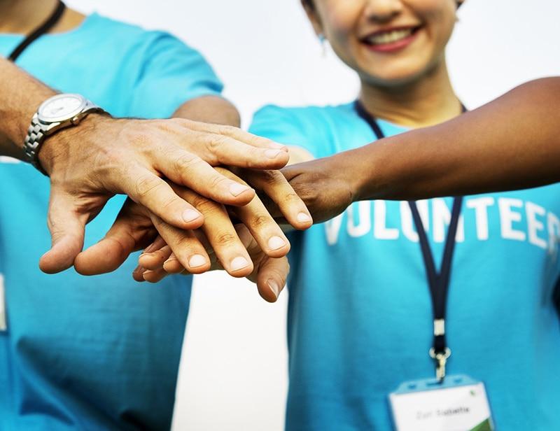 Tipos de intercâmbio como voluntário