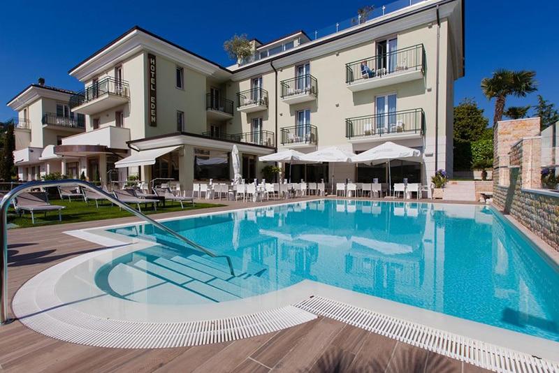 Hotéis recomendados na Itália