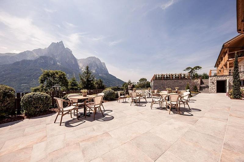 Hotéis de inverno na Itália