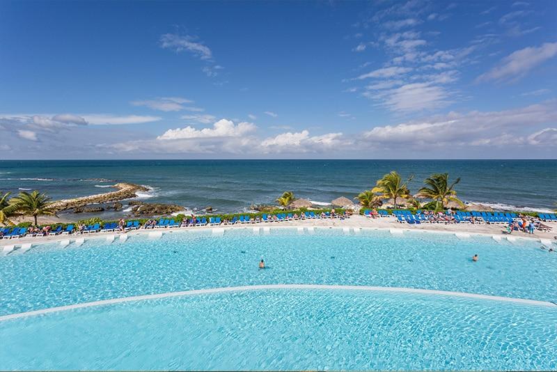 Resort em promoção na Jamaica