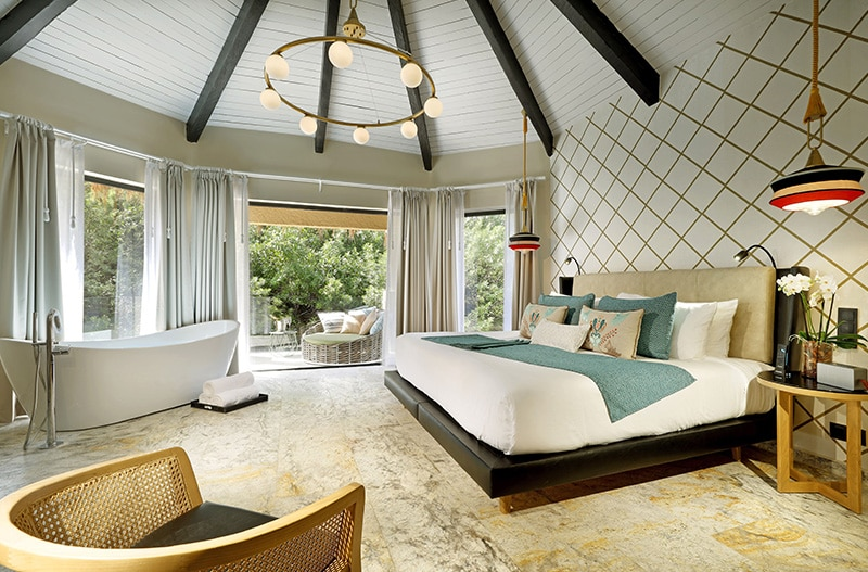 Resort exclusivo para hóspedes adultos no México