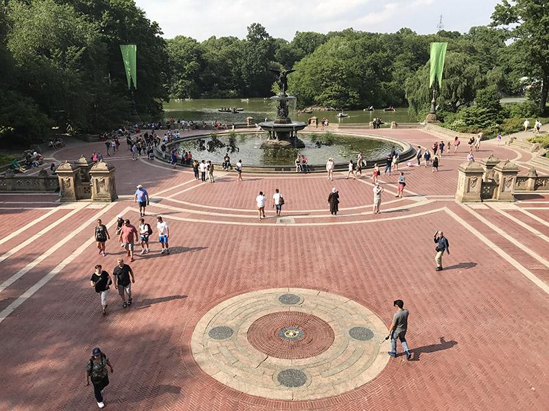Dicas de parques em Nova York