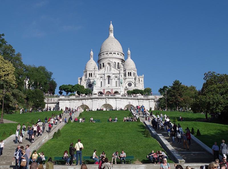 Lugar para visitar em Paris em abril