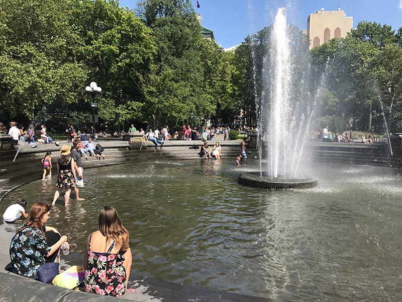 Melhor parque de Nova York