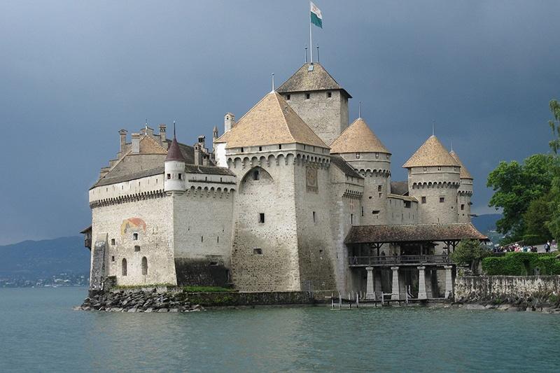 Castelos na Suíça