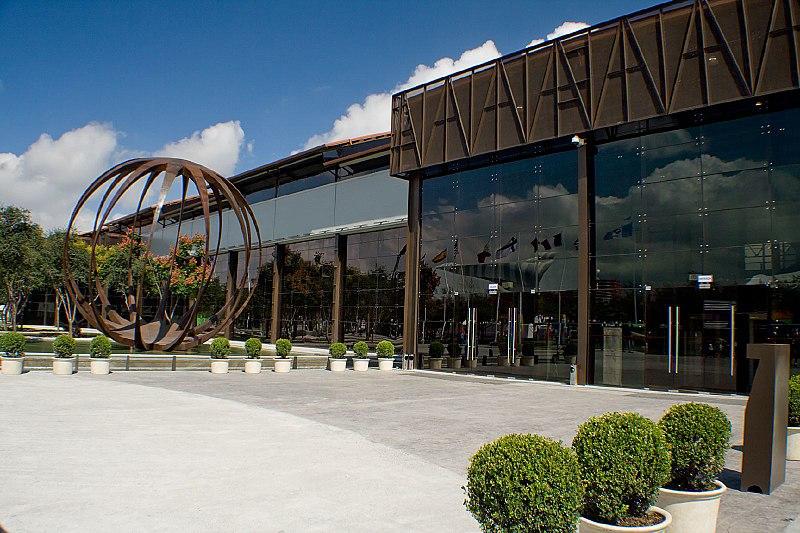 Parque Fundidora é um dos principais pontos turísticos do México