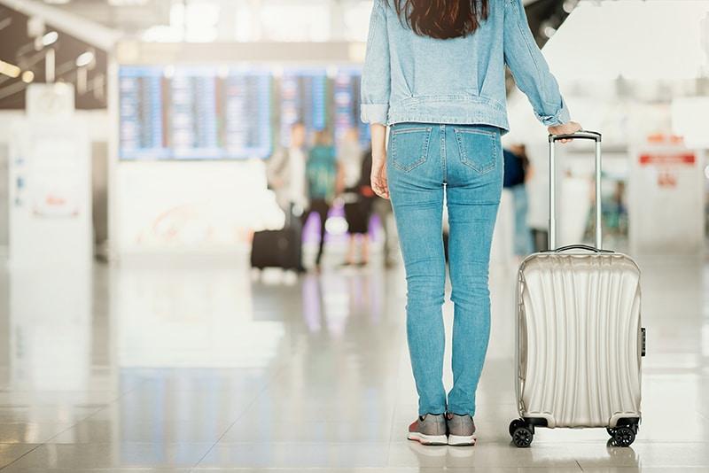 Como fazer check in no aeroporto?