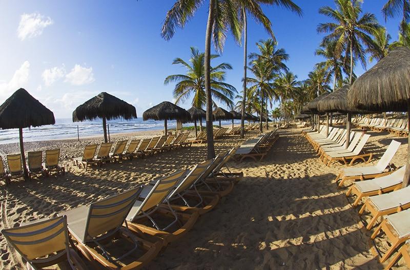 Resort com desconto na Bahia
