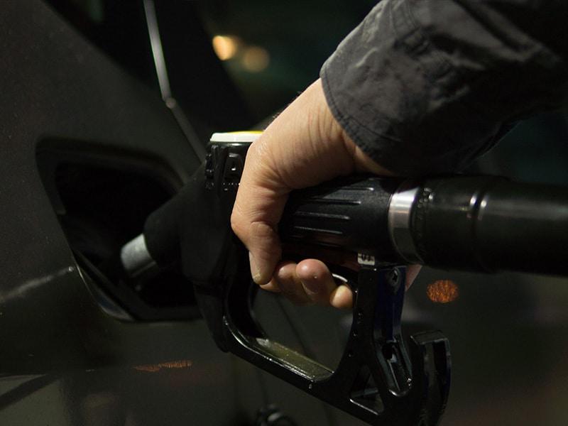 Preço da gasolina no México