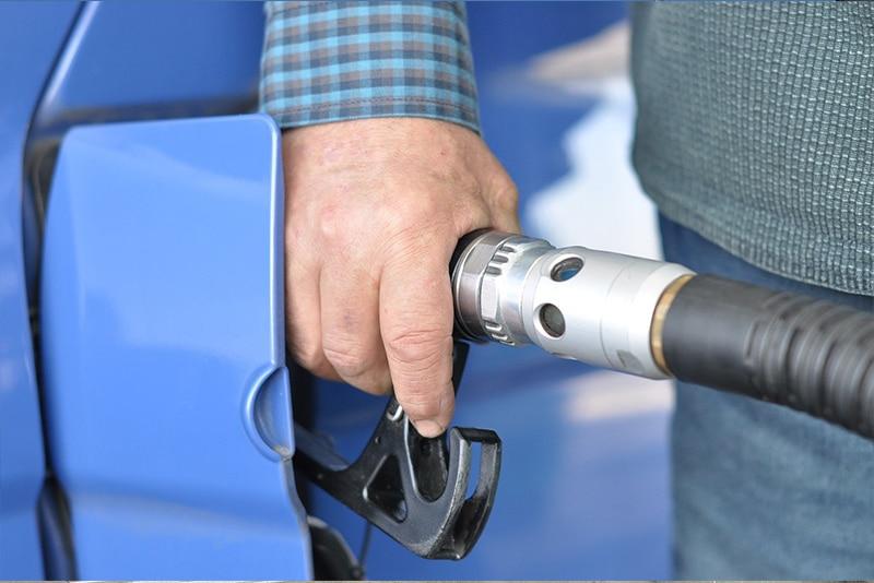 Preço da gasolina na Itália