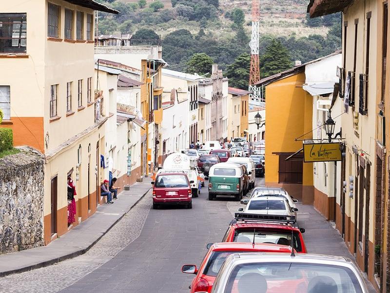 Como alugar carro no México?