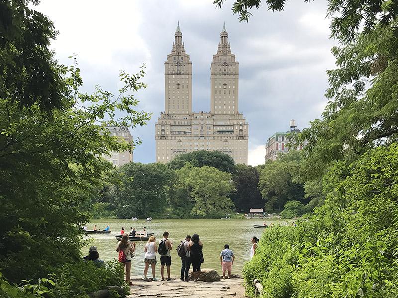 NY em julho dicas