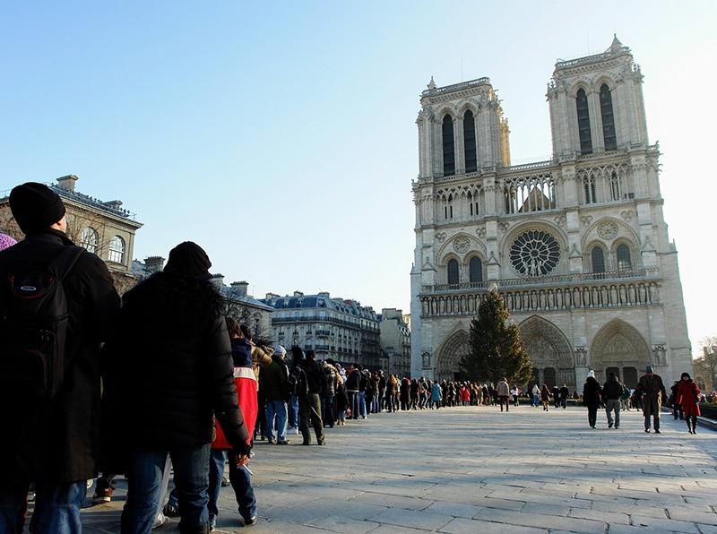 Dicas de igrejas para conhecer em Paris