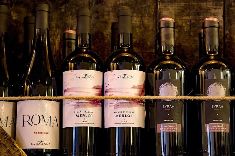 Tipos de vinhos na Itália