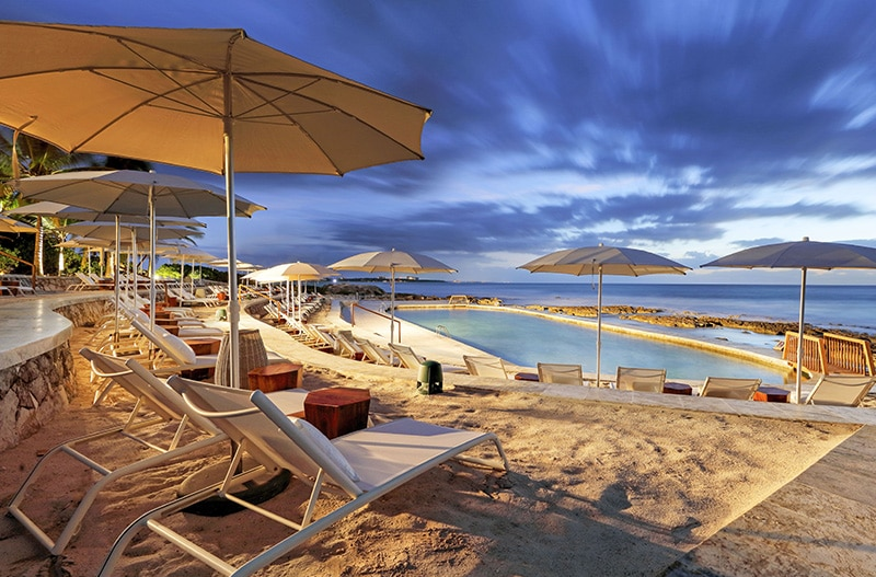 Resort em promoção no México