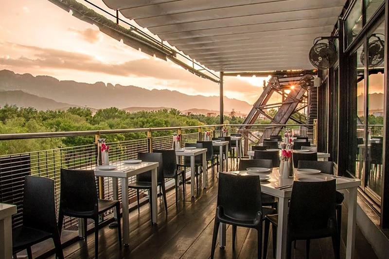 Restaurante perto dos pontos turísticos de Monterrey