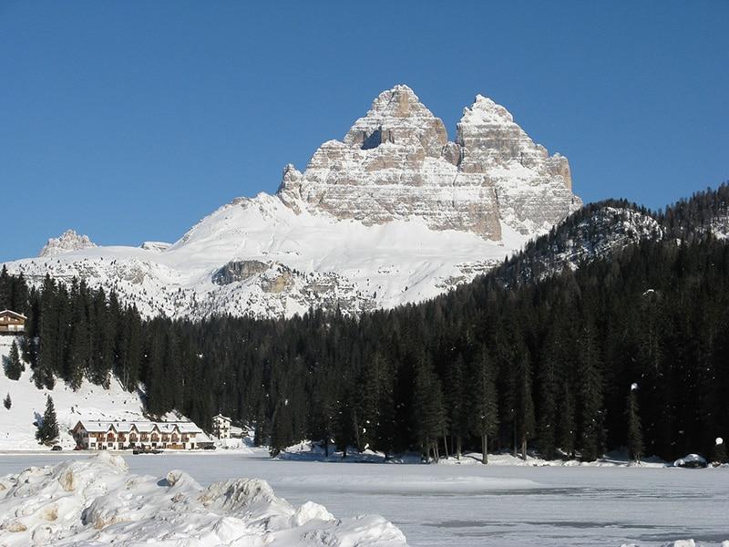 Destinos de inverno na Itália