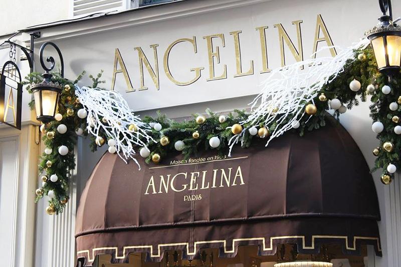Onde comer em dezembro em Paris